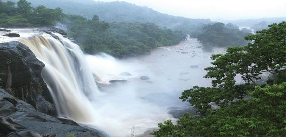 Important Tourist Places in Athirapally